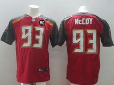 0dab1064e 49ers Solomon Thomas 90 jersey Nike Buccaneers  93 Gerald McCoy Red Team  Color With MG