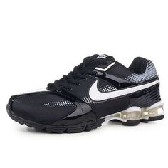Special Offer Nike Shox R6 Black Men Shoes 1005 $53.99 | My style | Pinterest | Nike Shox, Black Men and Men\u0026#39;s shoes
