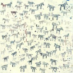 Zebras Everywhere Fine Art Print | Kathy Beynette | King and Union