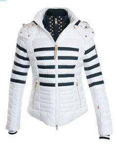 Bogner Women Eni D Jacket - Offwhite