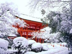 Kamigamo Shrine, Kyoto (Japan)