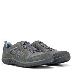 30237abcf974 Skechers Escondido Memory Foam Sneaker Grey Foams Sneakers