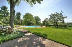 Single Family Home for Sale at Horse Farm and Estate in New York Area, GRAND GEORGIAN-STYLE MANOR, Peapack, New Jersey Peapack, New Jersey,07977 United States