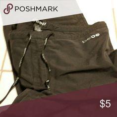 No room in my new closet Pants bebe Pants Track Pants & Joggers
