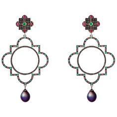 Axenoff Jewellery » Earrings «Chersonesus»
