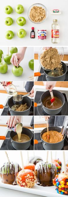 DIY candy apple recipe is easy to make and something you can make with friends and family. This step-by-step guide will help you make the perfect candy apple!