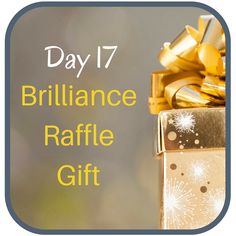31 Days of Giving Brilliance Gifts -