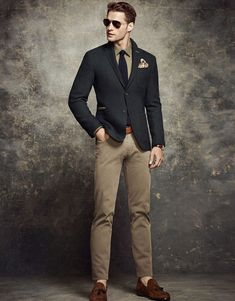 Tomas Skoloudik Models Massimo Dutti Pre Fall 2014 Collection image dutti004