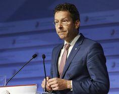 Ντάισελμπλουμ: Είμαστε έτοιμοι για Grexit, έχουμε plan B