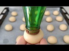 Evde ŞİŞE varsa Bu TARİFİ Mutlaka Yap ❗ İnanılmaz Derecede KOLAY ve LEZZETLİ - YouTube Bolacha Cookies, Biscuits, Yule Log, Crepes, Turkish Recipes, Some People, Cupcake Cookies, Lava Lamp, Cooking Recipes