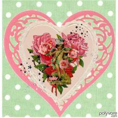 pretty heart