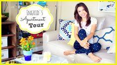 Ingrid's Apartment Tour!!!