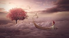 How to Make Fantasy Art Photo Manipulation in Photoshop