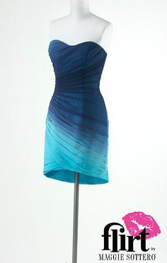 purple and turquoise ombre dress - Google Search