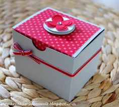 Verpackung für Süßes