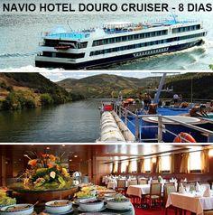 8 Days Cruise - from 995 Euros CRUZEIROS DOURO - Douro River Cruise