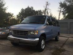 1995 Ford E350