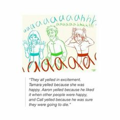 This part though. If this doesn't explain their personalitys I don't know what does. Magisterium