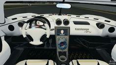 2015 Koenigsegg CCXR Interior Desktop Wallpaper