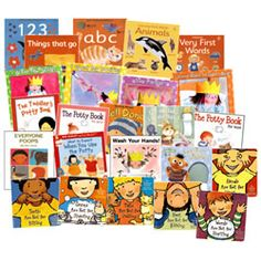 Toddler Books (Set of 24) #pinit2winit