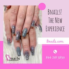 Call for Appointment: 844.218.5859 Book Appointment Online: Bnails.com/appointment Best Nail Salon, Hereford, Diy Nails, Salons, Book, Awesome, Yellow, Lounges, Book Illustrations