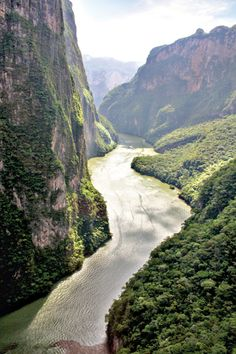 Parque Nacional Cañón del Sumidero
