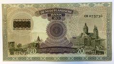 Online veilinghuis Catawiki: Nederland - 20 gulden 1955 Emma - mevius 58-2
