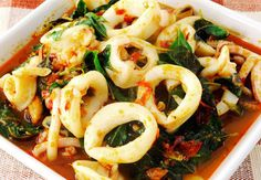 This domain may be for sale! Indonesian Cuisine, Calamari, Food N, Fett, Allrecipes, Vegetable Pizza, Pasta Salad, Macaroni And Cheese, Shrimp