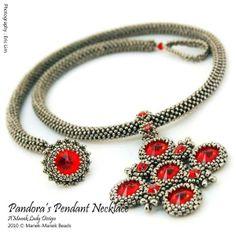 Pandora's Pendant Necklace