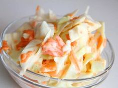 KFC Salad Recipe: KFC is popular with Cole worldwide - Keto Shrimp Salad Kfc Coleslaw, Coleslaw Salad, My Recipes, Salad Recipes, Cooking Recipes, European Dishes, Healthy Food Options, Hungarian Recipes, Vegetable Dishes