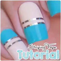 hipgirlclipsNail DIY tutorial. By@xnailsbymiri #nailideas #nail #nailart #nailpolish #nailhowto #nailtutorial #nailartdesign #pretty #tutorial #tutorials #instructions #instruction #nailswag #nailartjunkie #cool #polish #nailvideos #nailartvideos #nailsart #nailpictorial #nailarts #cutepolish #nailartwow #nailartaddict #tutoriales #diyfashion #diynails #manicure #stepbystep #pictorial