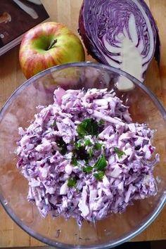 Pin on Beauty Pin on Beauty Good Healthy Recipes, Clean Recipes, Vegetarian Recipes, Cooking Recipes, Ham Salad, Cabbage Salad, Fruit Recipes, Salad Recipes, Gym Food