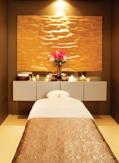 Treatment Room at Hammam Spa.  #Spa #TorontoSpa #Massage