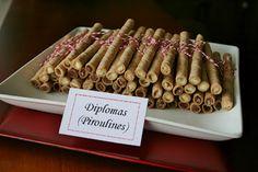 Graduation Desserts!  {Recipes and Tutorials}