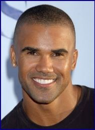 Shemar Moore of Criminal Minds.  Love this show