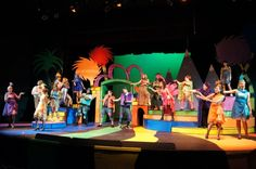 """Dr. Suess is a legendary figure across the globe.  His stories have entertained generations, and Lees-McRae in Banner Elk is putting on a great production of the """"Suessical Musical"""".    Check out our review on www.HighCountry365.com"""