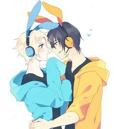 So cuteeeee #tsukiuta