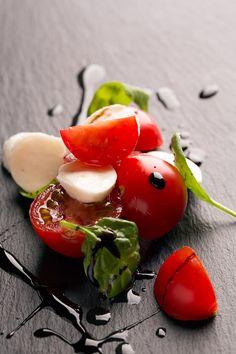 Salad Photograph - Taste Of Italy 7 by Vadim Goodwill#VadimGoodwillFineArt #Foodphotography #Artforhome #capreseitalian