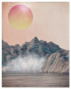 Planetary Landscape on Behance