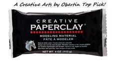 Hey, I found this really awesome Etsy listing at https://www.etsy.com/listing/176804671/4oz-creative-paper-clay-air-dry-modeling