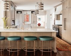 Nice Kitchen To Dining Room. Blodgett Residence, New York | Residential  Interiors | Pinterest | Kelly Wearstler, Interiors And Kitchens