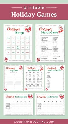 Christmas Activities For Families Free Printable - Christmas Christmas Trivia Games, Christmas Party Games For Adults, Christmas Activities For Families, Fun Christmas Party Games, Printable Christmas Games, Xmas Games, Christmas Games For Family, All Family, Christmas Parties