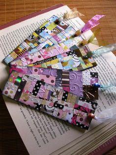 Cool bookmark idea