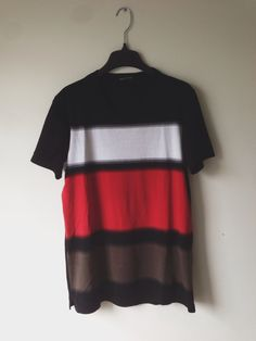 Lad Musician S/S'14 Mark Rothko Print T-Shirt.
