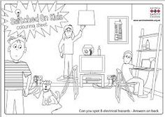 Printables Electrical Safety Worksheet electrical safety and on pinterest poster google search