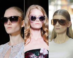 Spring/ Summer 2015 Eyewear Trends: Oversized Sunglasses