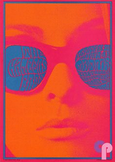 Classic one...Chambers Brothers #gigposter by Victor Moscoso.