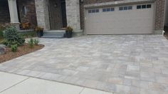 Imperial Stone and Design is a quality, full service design and landscaping company serving Milton, Oakville, and Burlington, Ontario. Landscaping Company, Driveways, Service Design, Ontario, New Homes, Patio, Landscape, Architecture, Outdoor Decor