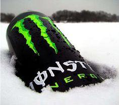 Monster in the snow! Monster Room, Love Monster, Monster Energy Clothing, Monster Energy Drink Logo, Tattoos For Guys Badass, Supreme Iphone Wallpaper, Dark Green Aesthetic, Diy Canvas Art, Photos Du