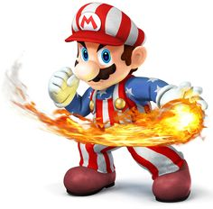 Mario Color Swap - Characters & Art - Super Smash Bros. for 3DS and Wii U